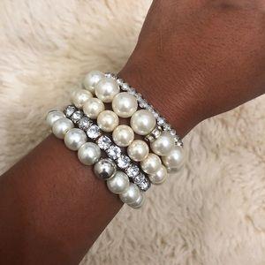 BaubleBar Pearl Bracelets